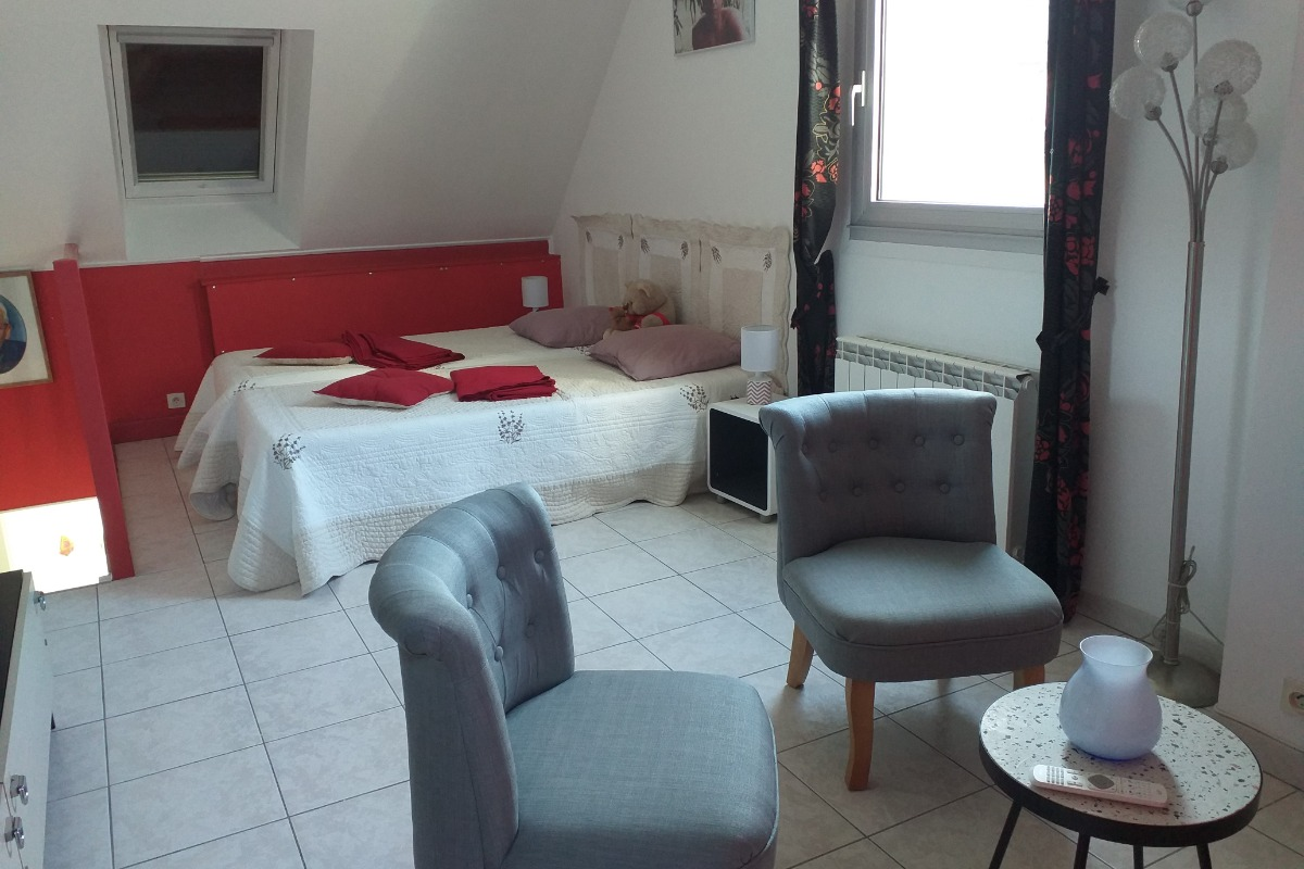 - Chambre d'hôtes - Quiberon