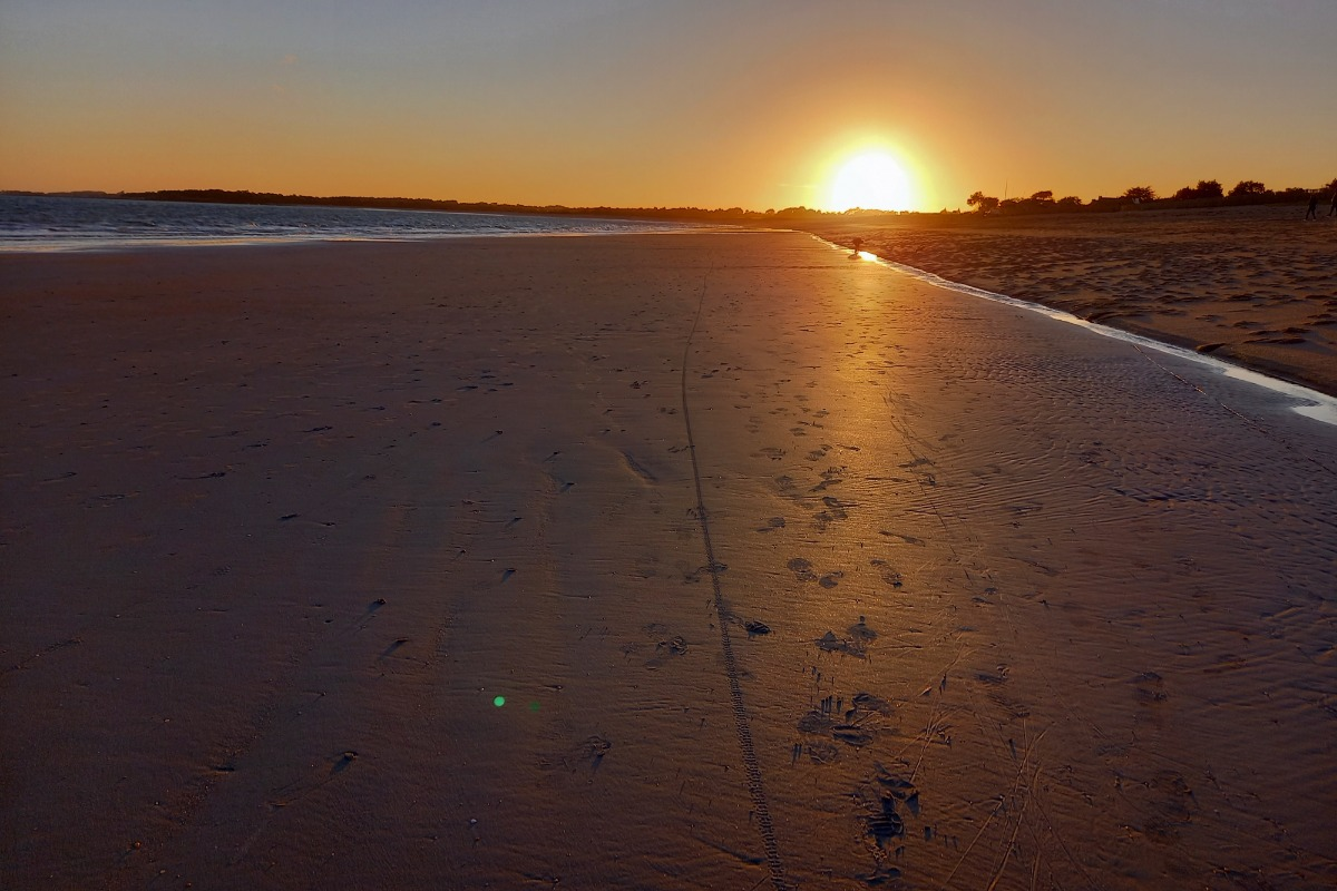 plage de Landrezac - Location de vacances - Sarzeau
