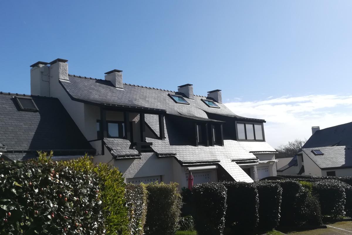coin salon - Location de vacances - Sarzeau