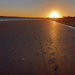 la plage de Landrezac  - Location de vacances - Sarzeau