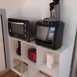 chambre avec lit de 160 - Location de vacances - Sarzeau