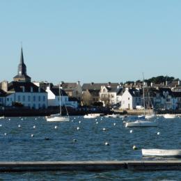 Un bon petit déjeuner pour bien commencer la journée - Chambre d'hôtes - Locmariaquer