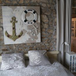 chambre plain-pied  - Location de vacances - Plouhinec