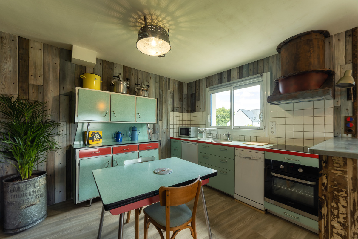 cuisine - Location de vacances - Carnac
