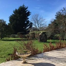 Grande terrasse avec BBQ - Location de vacances - Sarzeau