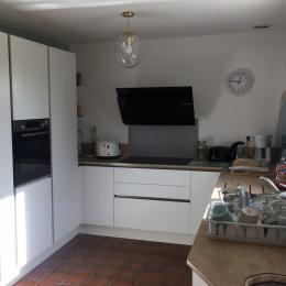 Grand jardin arboré, côté sud - Location de vacances - Sarzeau