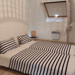 jolie vue sur le jardin et la terrasse - Location de vacances - Plumergat
