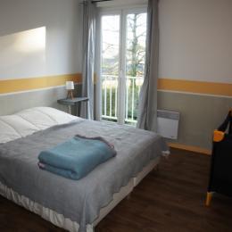 Chambre 2 - Location de vacances - Sarzeau