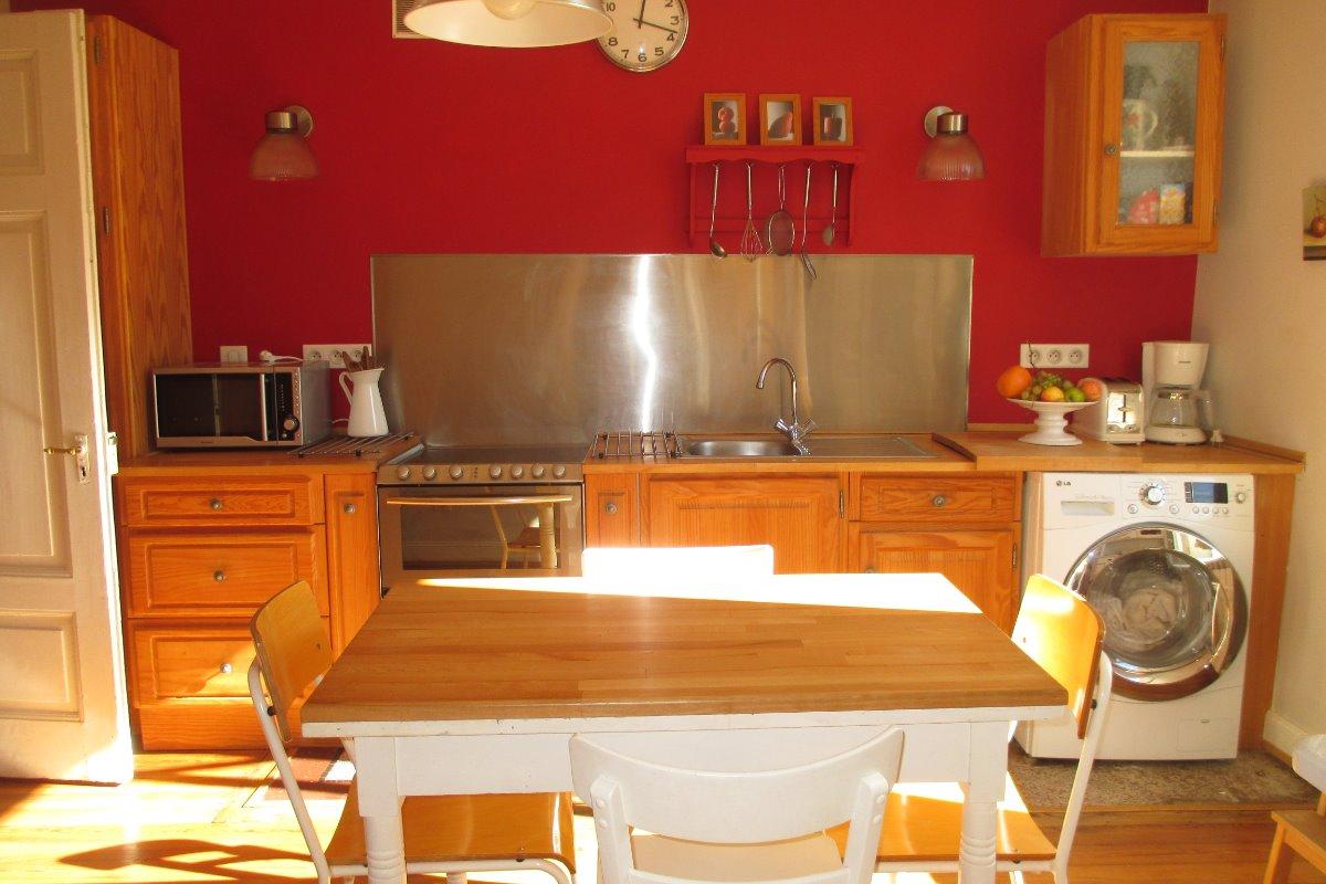cuisine rdc - Location de vacances - Rombas
