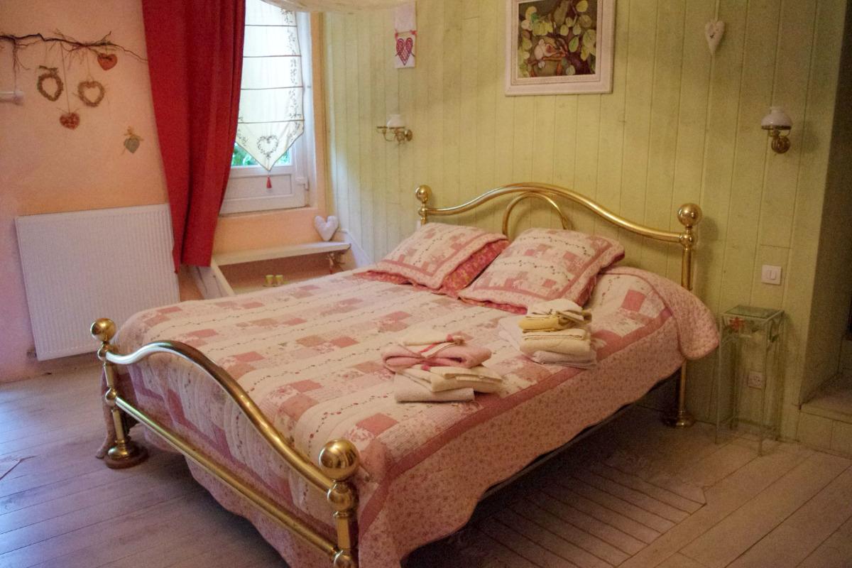 - Chambre d'hôtes - Racrange