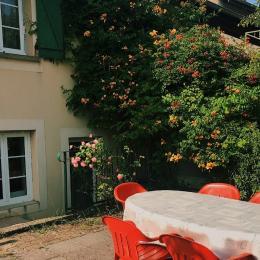 Chambre parentale - Location de vacances - Luttange