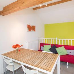 espace petit déjeuner - Chambre d'hôtes - Marieulles