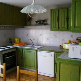 cuisine - Location de vacances - Pontpierre