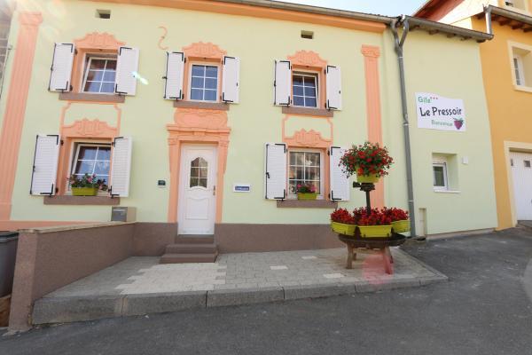 - Location de vacances - Beyren-lès-Sierck