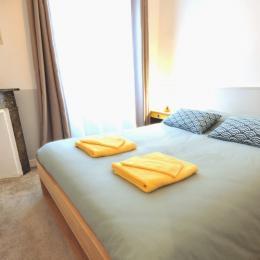 La loge Mirabelle avec lit double 140x200 - Chambre d'hôtes - Metz