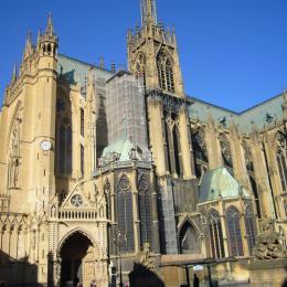 à 2 pas de la cathédrale - Chambre d'hôtes - Metz