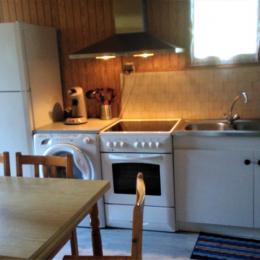 Chambre lit superposés - Location de vacances - Moux-en-Morvan