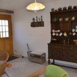 rdc espace cuisine salle à manger - Location de vacances - Montapas