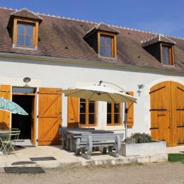 Bienvenue au Crot Canard - Location de vacances - Saint-Aubin-les-Forges