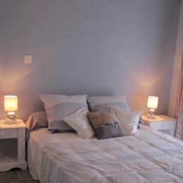 Les Oiseaux - la chambre Mésange bleue - Location de vacances - Raveau