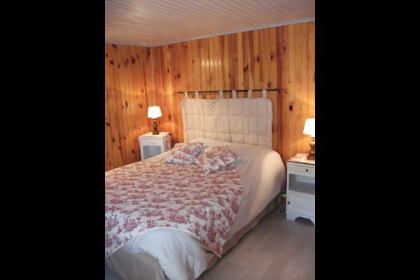 Chambre double - Chambre d'hôtes - Moux-en-Morvan