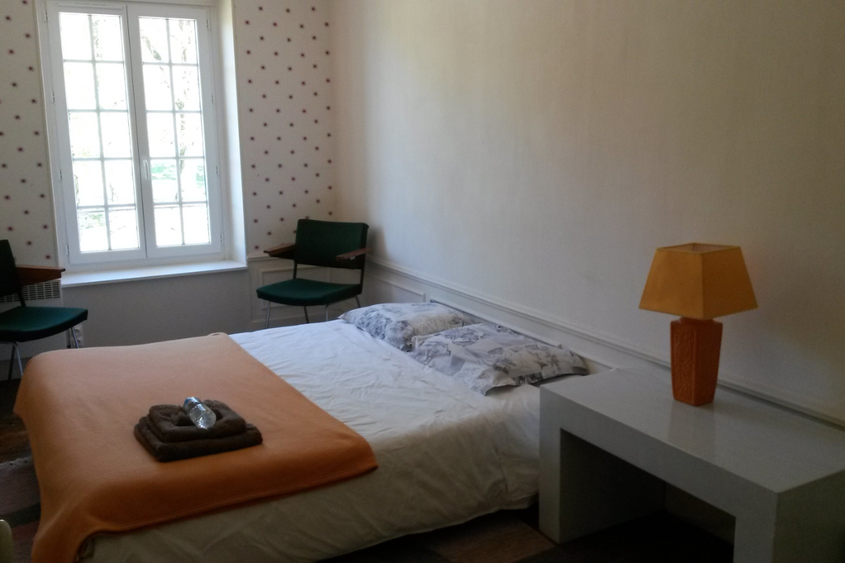 chambre 2 - Chambre d'hôtes - Blismes