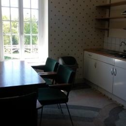 coin cuisine - Chambre d'hôtes - Blismes