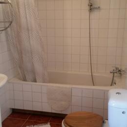 salle de bain - Chambre d'hôtes - Blismes