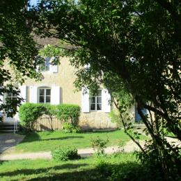 - Location de vacances - Villiers-sur-Yonne