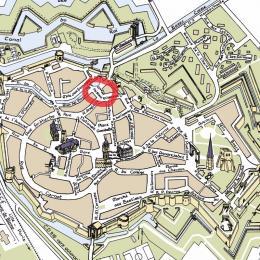 Plan de Bergues - Location de vacances - Bergues