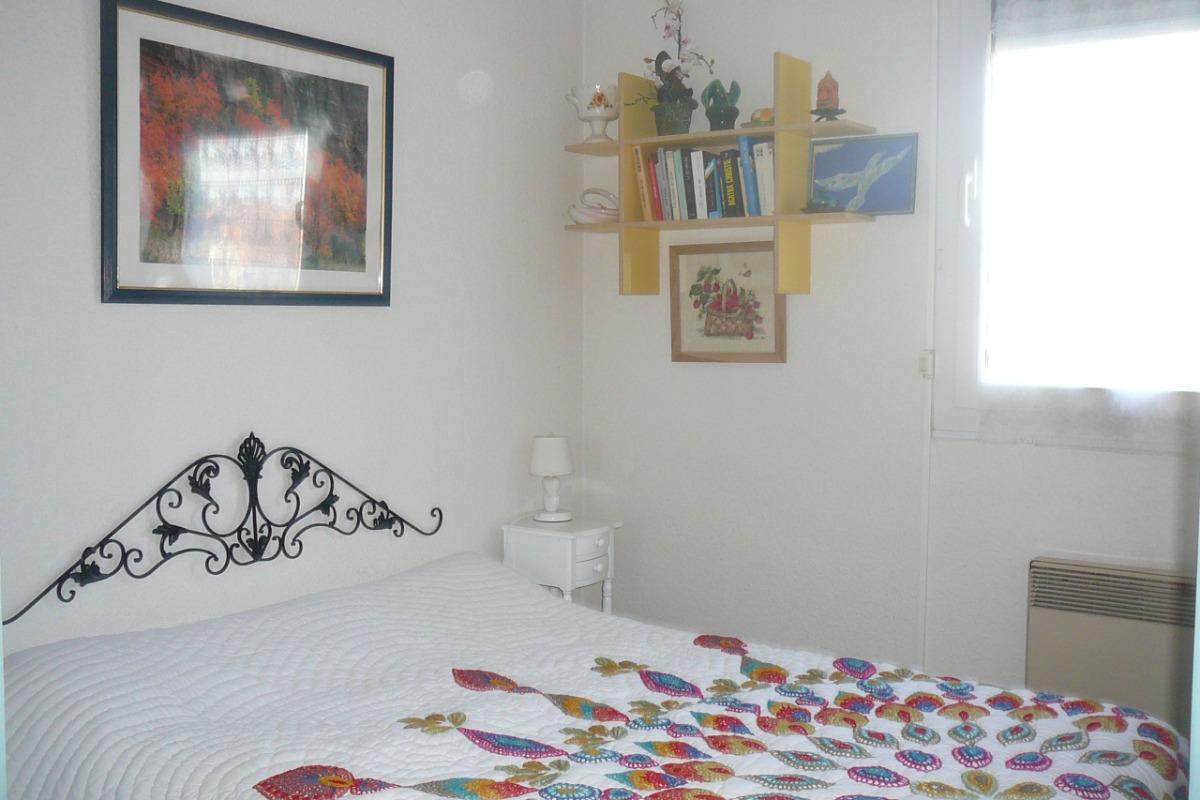 Salle à manger et kitchenette - Location de vacances - Bray-Dunes