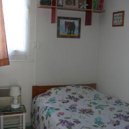Chambre double - Location de vacances - Bray-Dunes