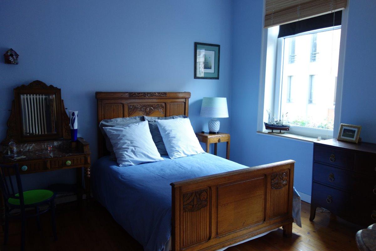Chambre Bleue - Chambre d'hôtes - Lille