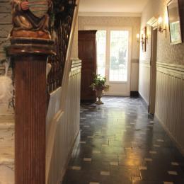 Hall d'entrée - Chambre d'hôtes -