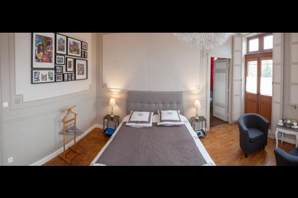 La chambre de gargantua - Chambre d'hôtes - Bailleul