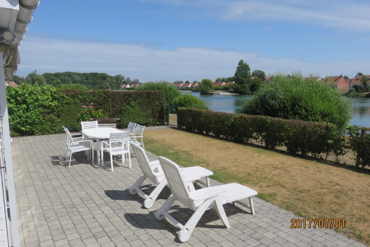 bord d'un lac, 2km de la mer - Location de vacances - Ghyvelde