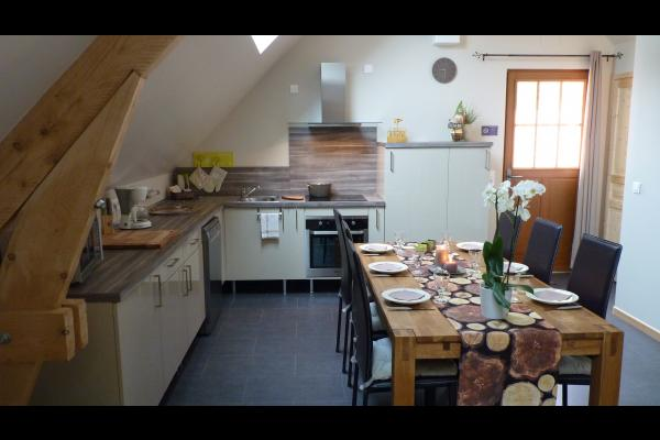la salle de bain - Location de vacances - Merville