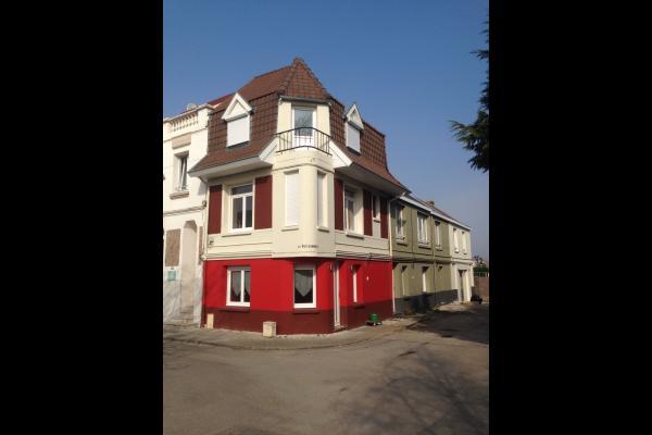 Facade Buissonnière  - Location de vacances - Dunkerque