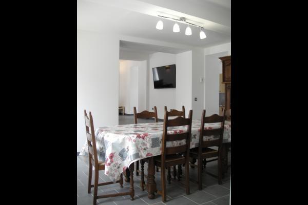 Salon - Location de vacances - Neuville-en-Avesnois