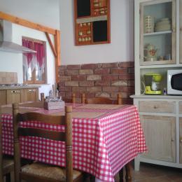 cuisine - Location de vacances - Watten