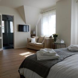 Suite parentale Le courlis cendré  - Chambre d'hôtes - Bray-Dunes