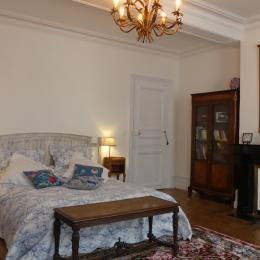 Chambre bleue - Chambre d'hôtes - Le Quesnoy