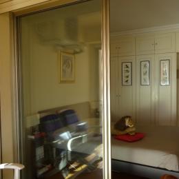 la loggia et la chambre - Location de vacances - Villefranche-sur-Mer