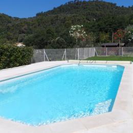 appartement 4 personnes saint blaise- la piscine à partager - Location de vacances - Saint-Blaise