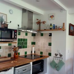 Chambre Aubergine et accès salle d'eau privée - Location de vacances - La Roquette-sur-Siagne