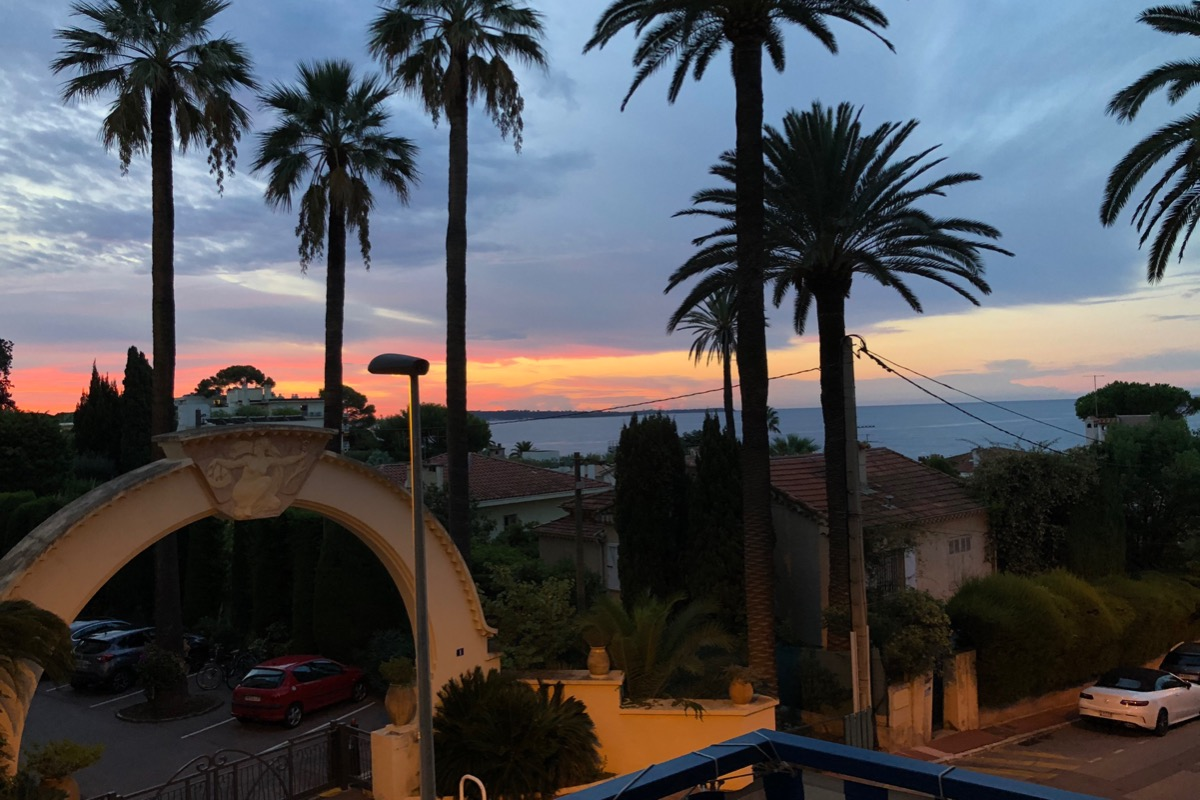 Le salon cocooning  - Location de vacances - Cannes