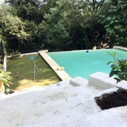 La piscine - Location de vacances - Spéracèdes