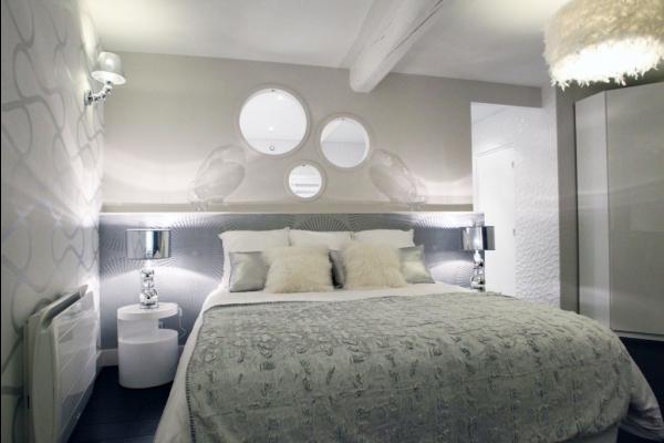 La Nuit Blanche, chambre d\'hôtes à Tillé - Clévacances