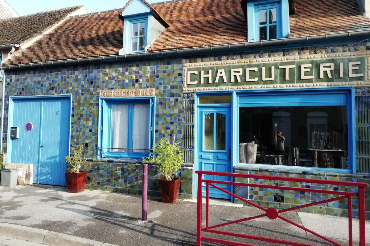 Beauvais chambre d'hôtes GREBER, maison classée - Chambre d'hôtes - Beauvais