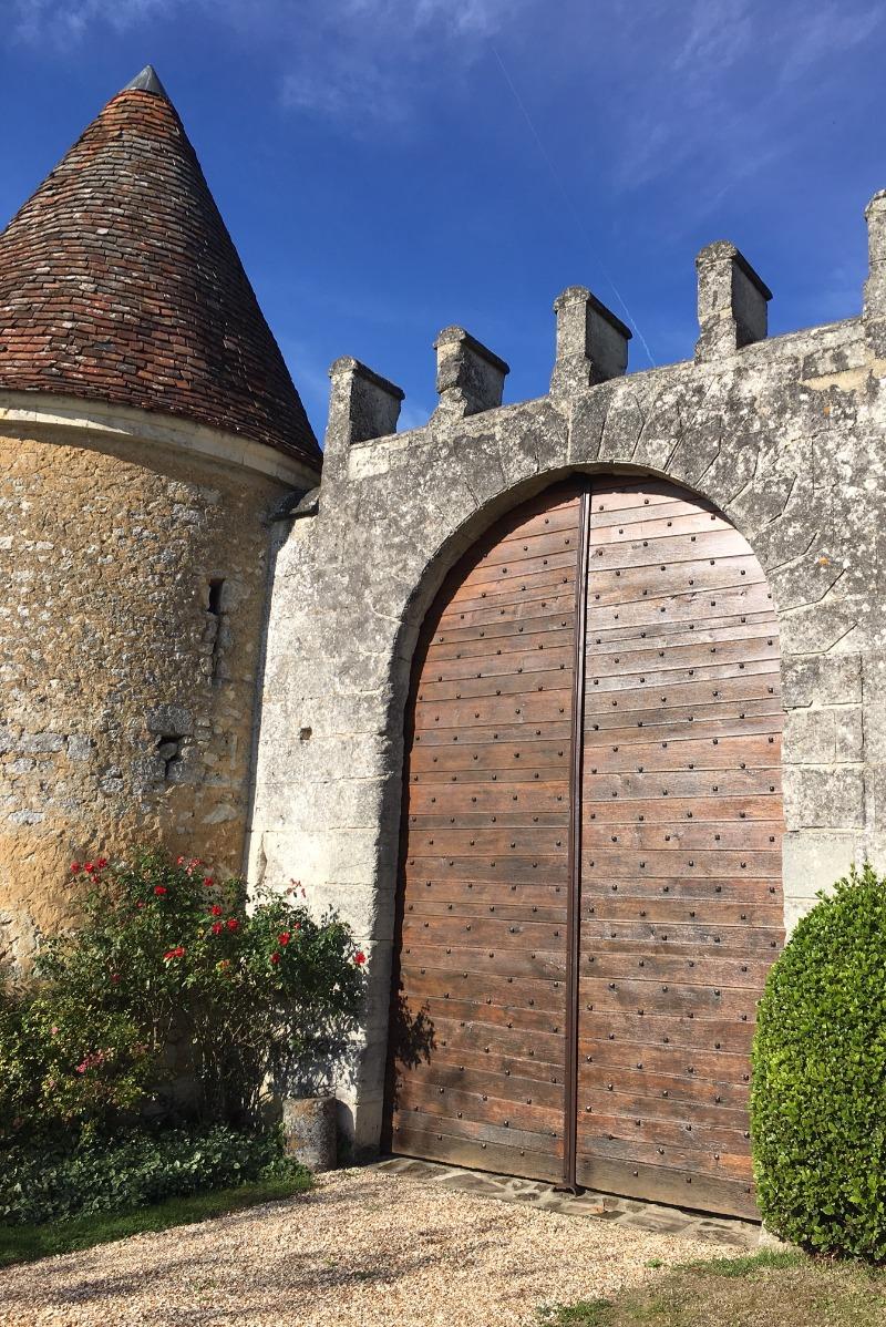 Porte principale - Chambre d'hôtes - Boissy-Maugis